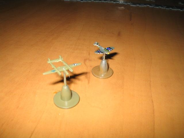 axis & allies D-Day pieces P38 & Typhoon fighters.jpg
