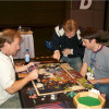 Image: David, Roland, and Barry at GenCon SoCal A&A Revised Finals
