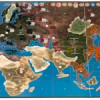 Axis & Allies 1941 Preview: Game Setup & Map