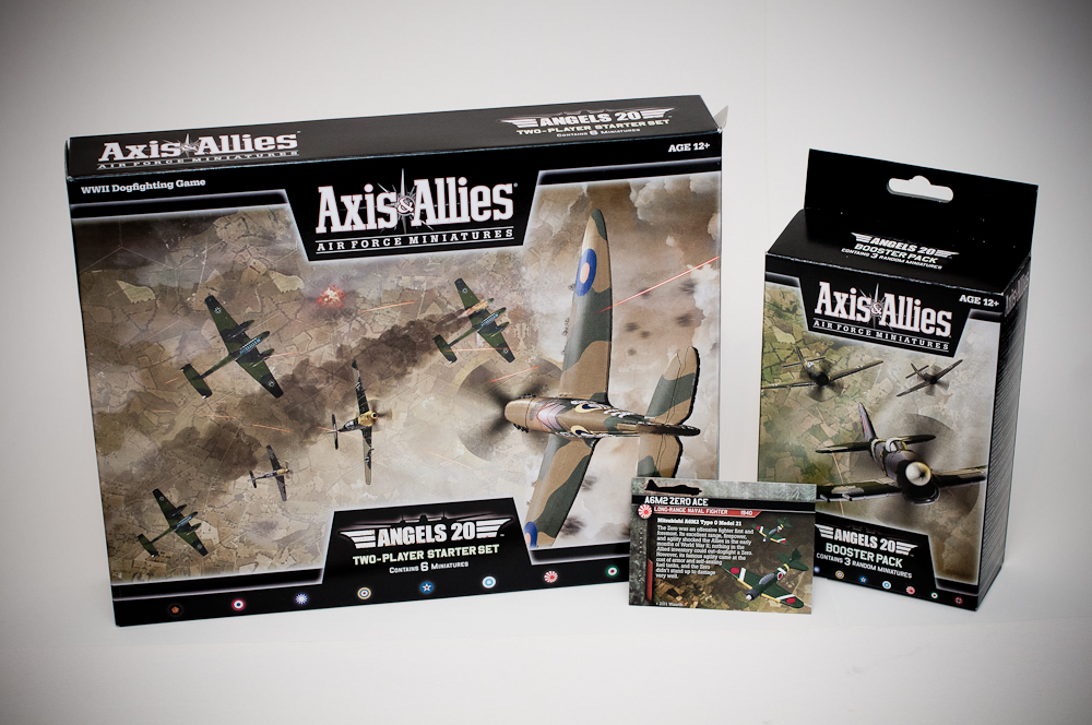 New! Spitfire Mk I Ace Axis /& Allies Air Force Angels 20