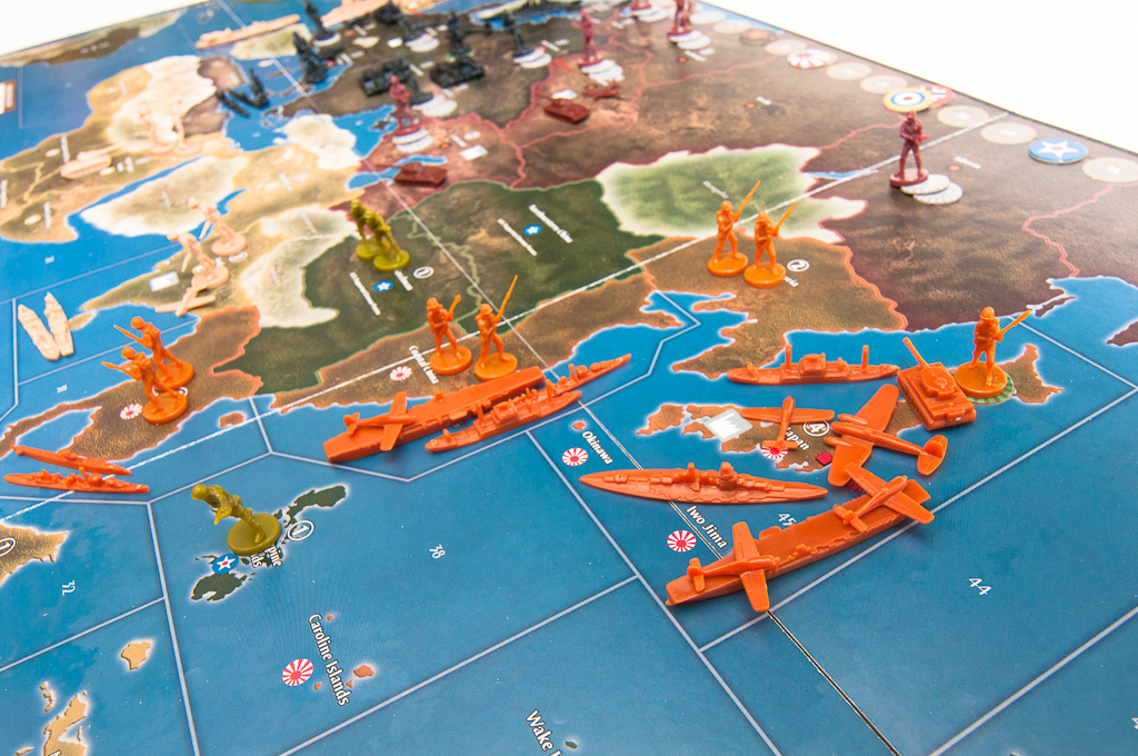 Axis Amp Allies 1941 Preview Rules Differences Axis