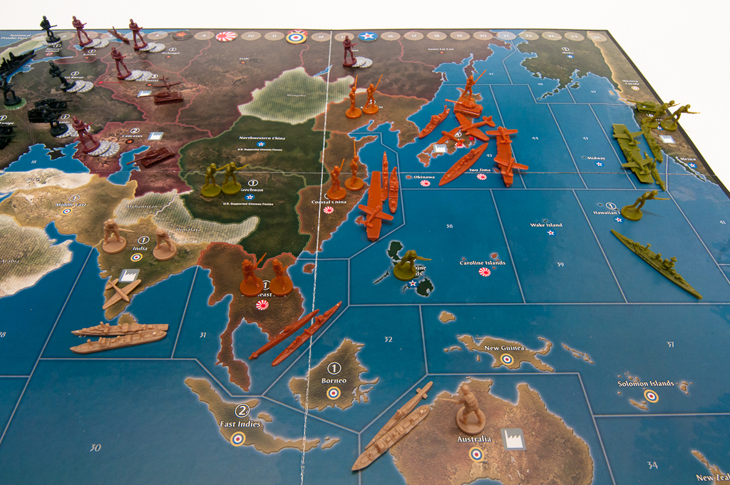 Axis allies 1941 preview game setup map axis allies more gumiabroncs Choice Image