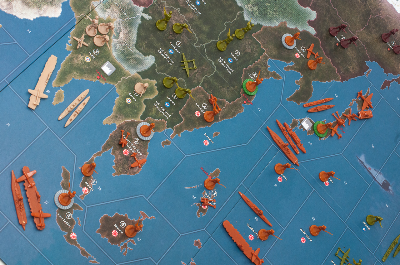 Axis & Allies 1942 Second Edition Game Review | Axis