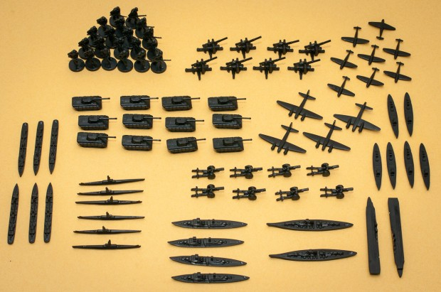 Axis & Allies 1942 Second Edition Preview: Unit Details ...