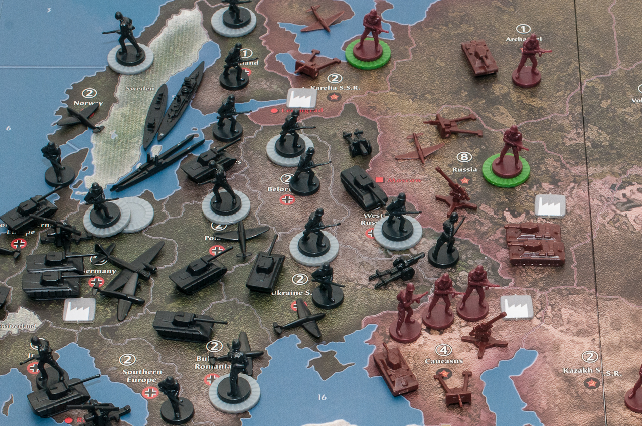 axis and allies 1942 2nd edition germany strategy