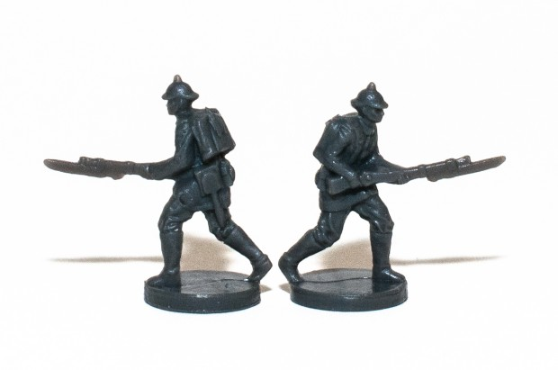 Axis & Allies 1914 Germany Infantry