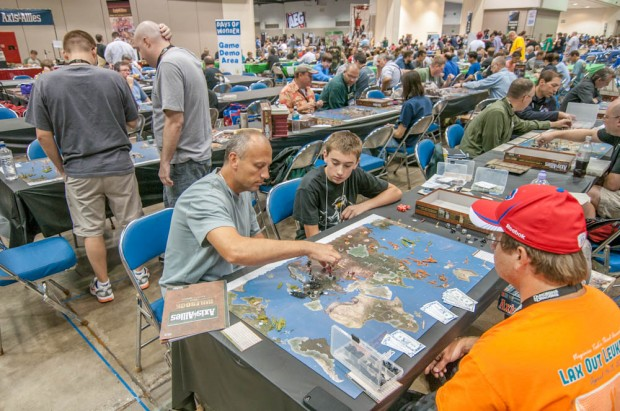 More Axis & Allies 1942 SE Tournament Games