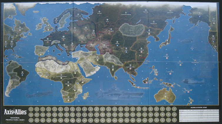Spring 1942: Principles for Intermediate to Advanced Axis & Allies