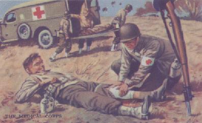 WWII Combat Medic