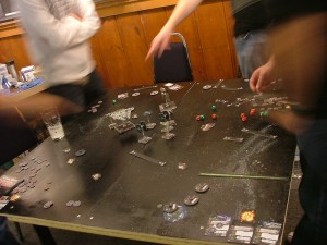 FMGCon2013 - Star Wars XWing Miniatures