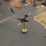 Axis and Allies Plane Stands