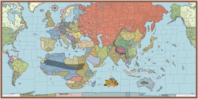 Global War 2nd Edition (1936-1945) | Axis & Allies  org