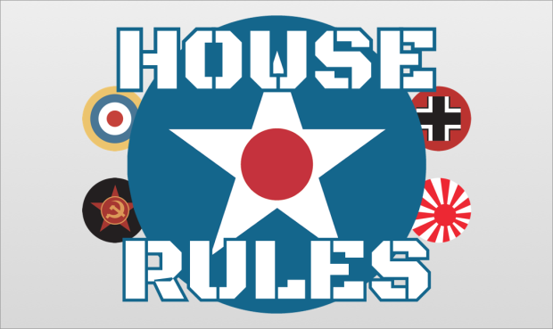 Axis & Allies House Rules