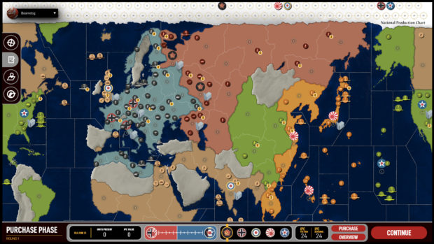 Axis & Allies Online Screenshots and Steam Page | Axis & Allies  org