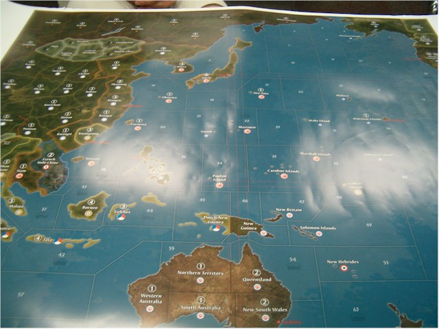 axis and allies pacific map Image Axis Allies Pacific Map 1 Axis Allies Org axis and allies pacific map